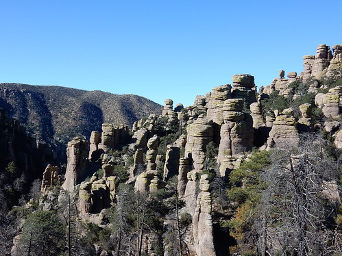 Chiricahua NM - hike - 6
