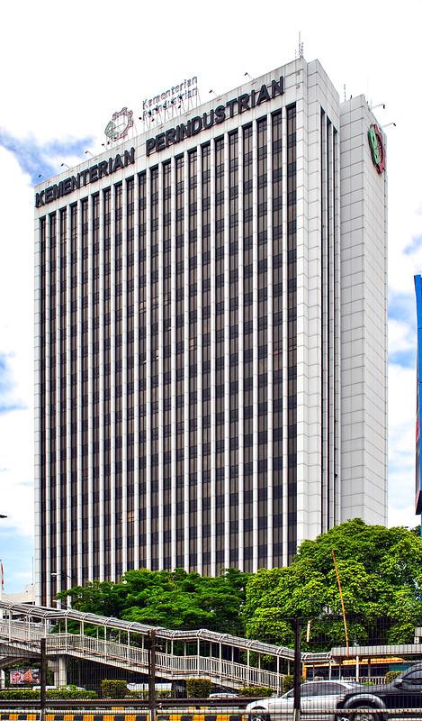 Gedung Kementerian Perindustrian