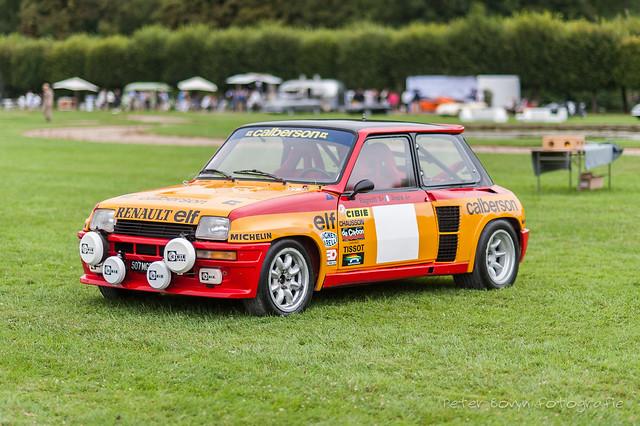 Renault 5 Turbo Groupe IV - 1980