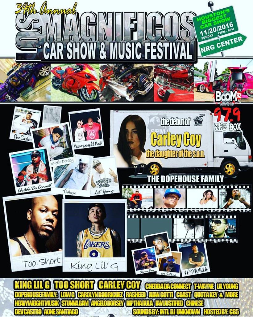 KingLilG #TooShort #Twayne #Intl djunknown #CB5 #Houston