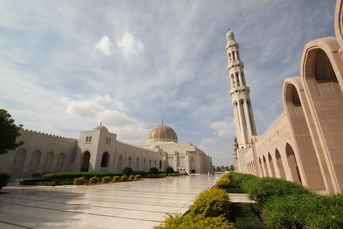 Sultan Qaboos Grand Mosque | by riyadh.albalushi