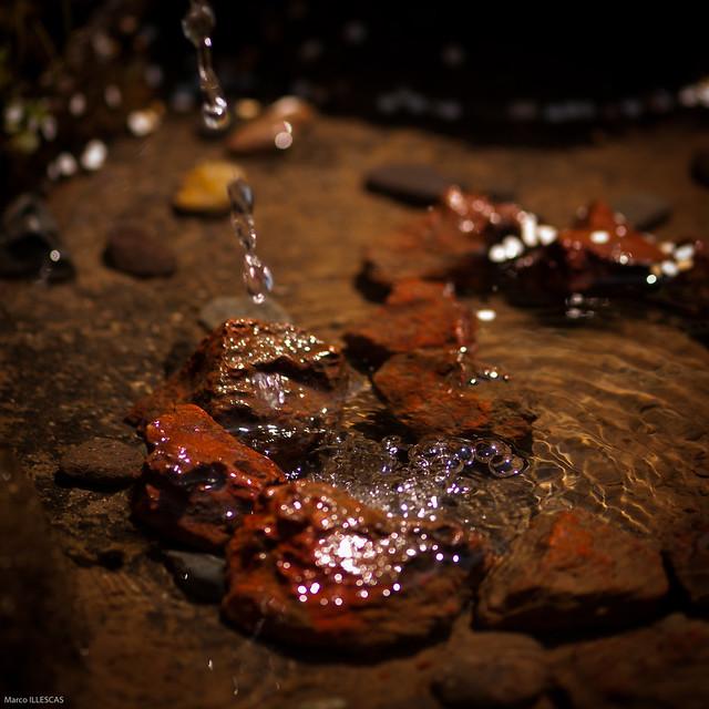 Water Beats Stone