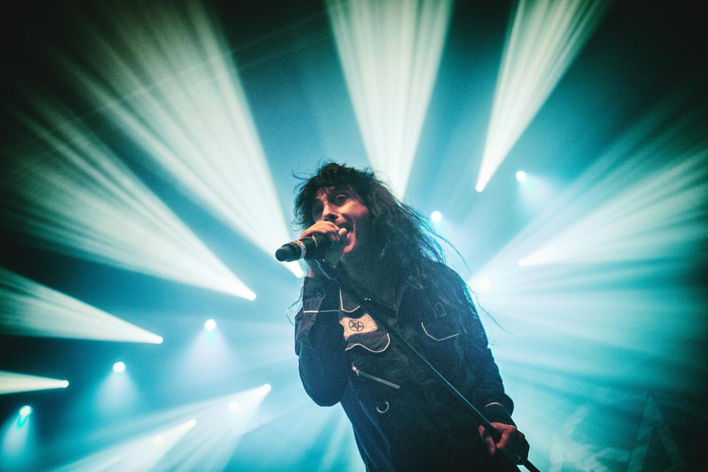 Anthrax @ Ancienne Belgique 2015 (Bert Savels)