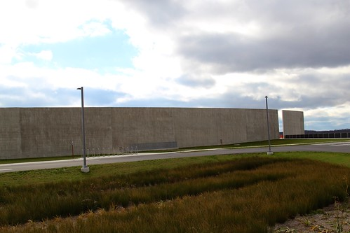 cloudy nps visitorcenter flight93