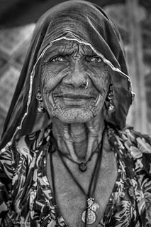 Probably not her first Pushkar Camel Fair, India | by Phil Marion (180 million views - THANKS)