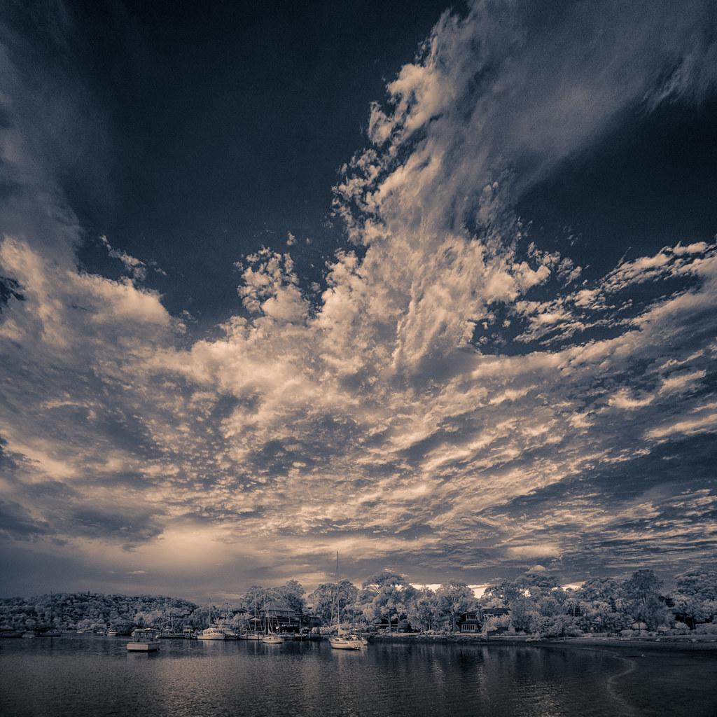 Sunset Storm, Bayview, NSW
