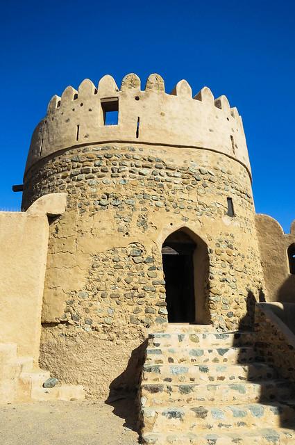 Castle entry, Fujaira