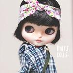 Bye bye Bianka! #blythe #blythecustom #blythecustomdoll #customblythe #bigeyesdoll #bigeyes #dollscollector #blythecollector #toyscollector #dollstagram #toystagram #japandoll #kawaiidoll #thisisemily #emilysdolls #blythe  #blythecustom #customblythe #ブライ