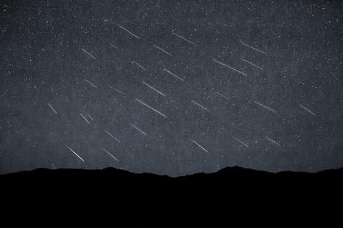 Perseid Meteor Shower | by Trevor Bexon