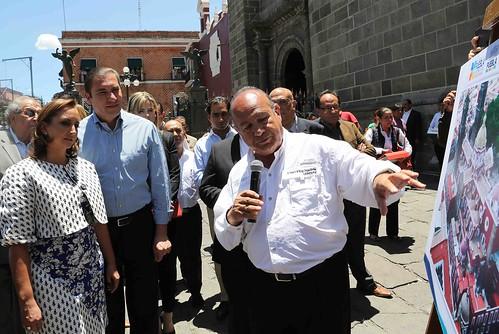 PUEBLA SE CONSOLIDA COMO UNO DE LOS PRINCIPALES DESTINOS TURÍSTICOS DE MÉXICO, RATIFICAN RUIZ MASSIEU Y MORENO VALLE