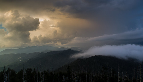 park sky storm mountains rain clouds forest outdoors solitude hiking tennessee ngc great north trails national backpacking dome carolina smoky showers thunder greatsmokymountainsnationalpark gsmnp clingmans nikond3100