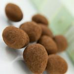 Amandes au Chocolat, Musée du Chcolat Théobroma, Tomigaya
