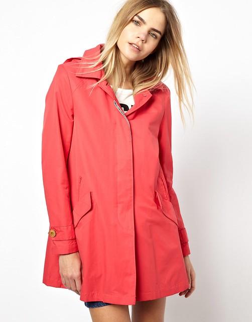 quiet common Raincoat.....