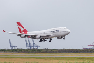 VH-OJM arriving as QF16 | by mudge.stephen