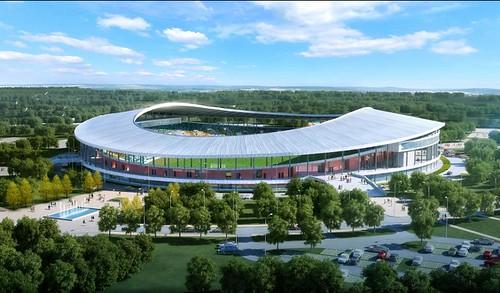 AFCON 2017 - Oyem Stadium