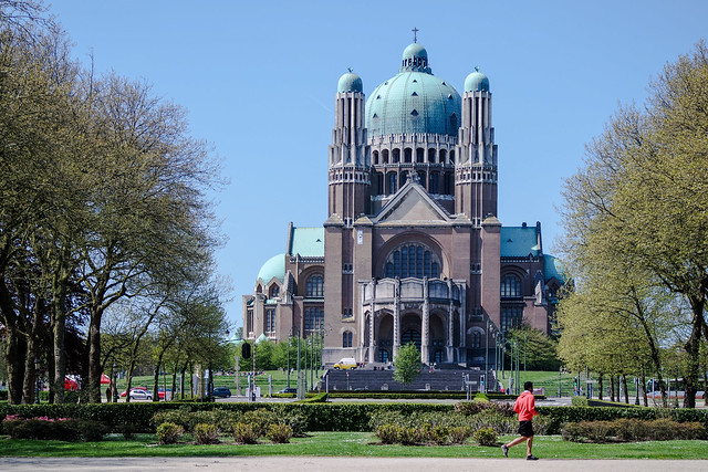 Basilica of the Sacred Heart, Brussels