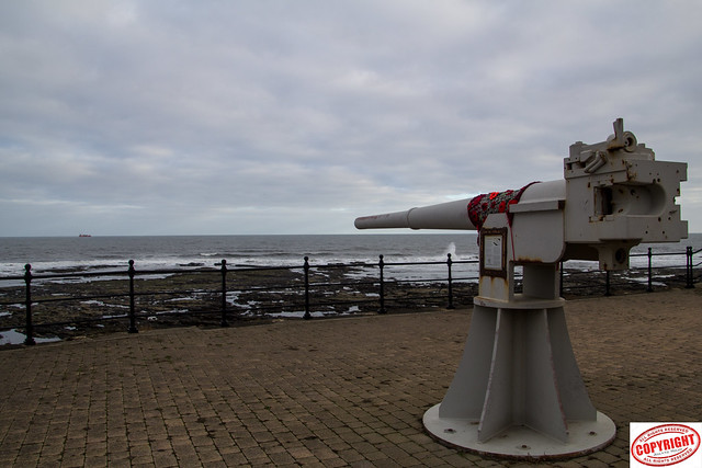IMG_7897 Naval gun sited at the Headland Hartlepool