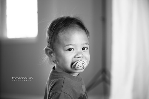 Big Boy smilin..under the binky | by Emit De La Rosa
