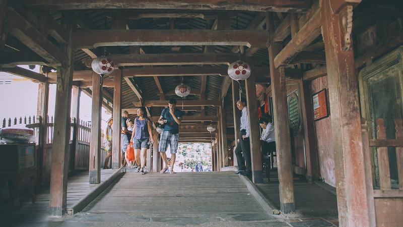 Chua Cau Pagoda
