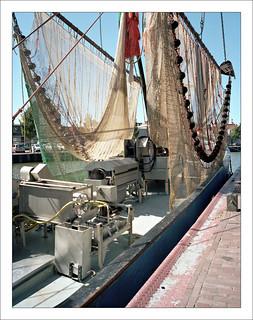 Fishing vessel - Harlingen