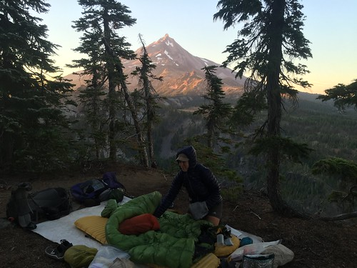 PCT: Day 135