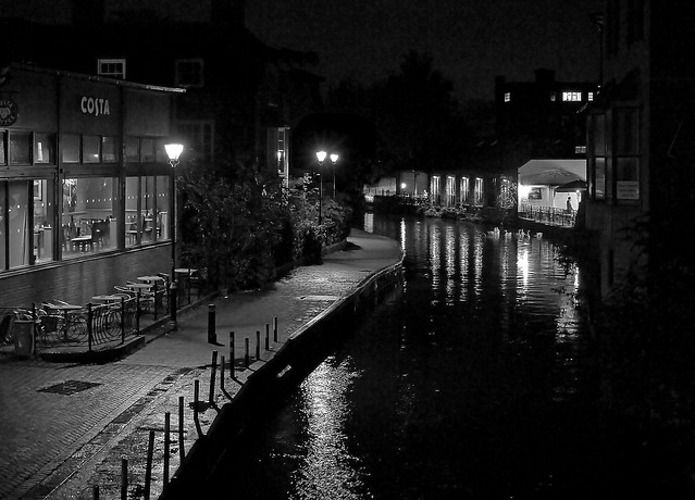 K&A Canal at Night - In explore Nov 17 2015