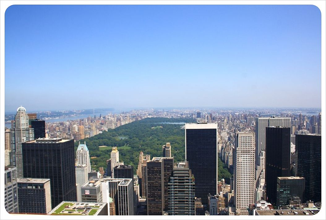 best observation deck in New York City