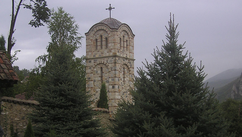 NORTH MACEDONIA, September 2007