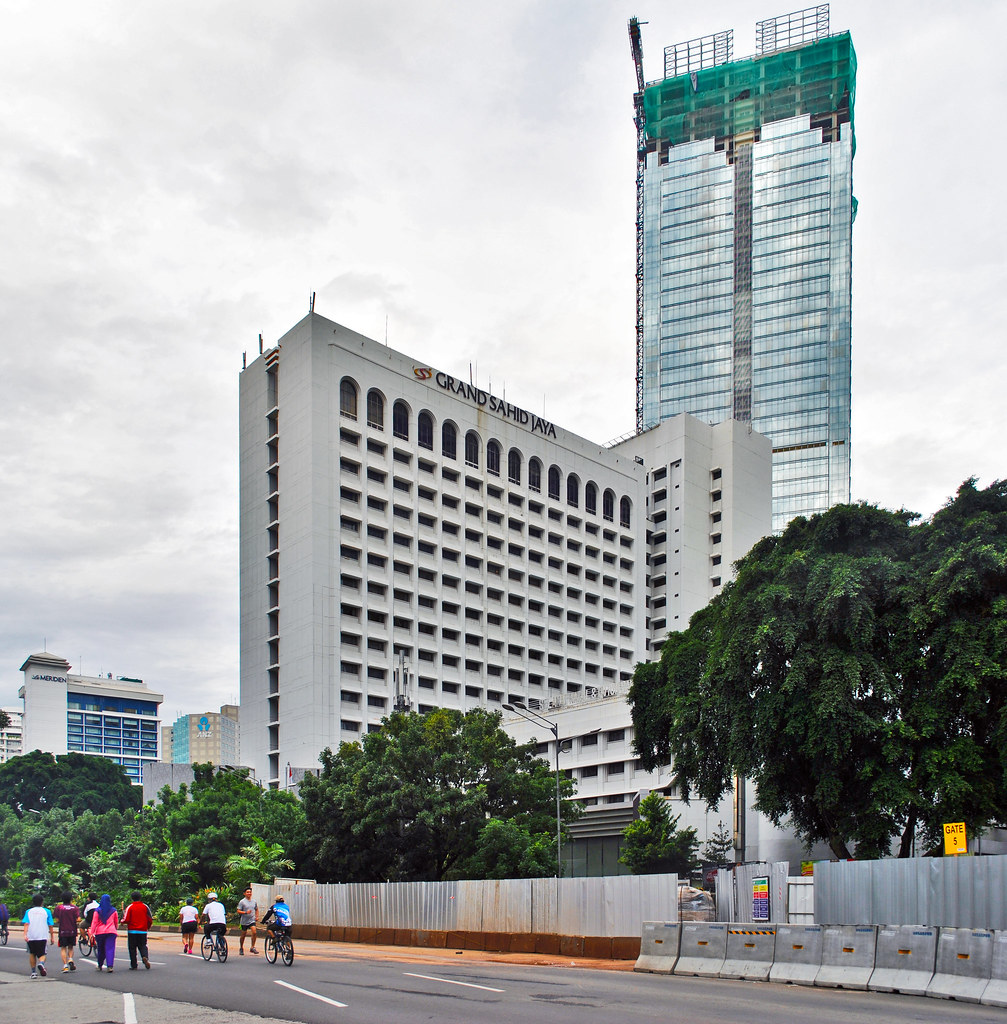 Hotel Grand Sahid Jaya & Sudirman Centre