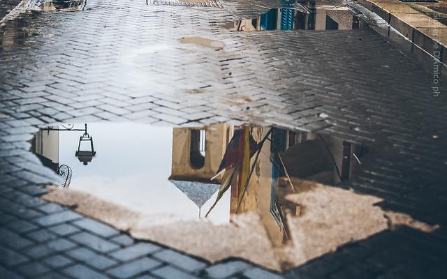 Marettimo - in un giorno di pioggia