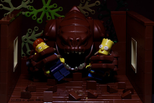 Treehouse of Horror   by dr_spock_888