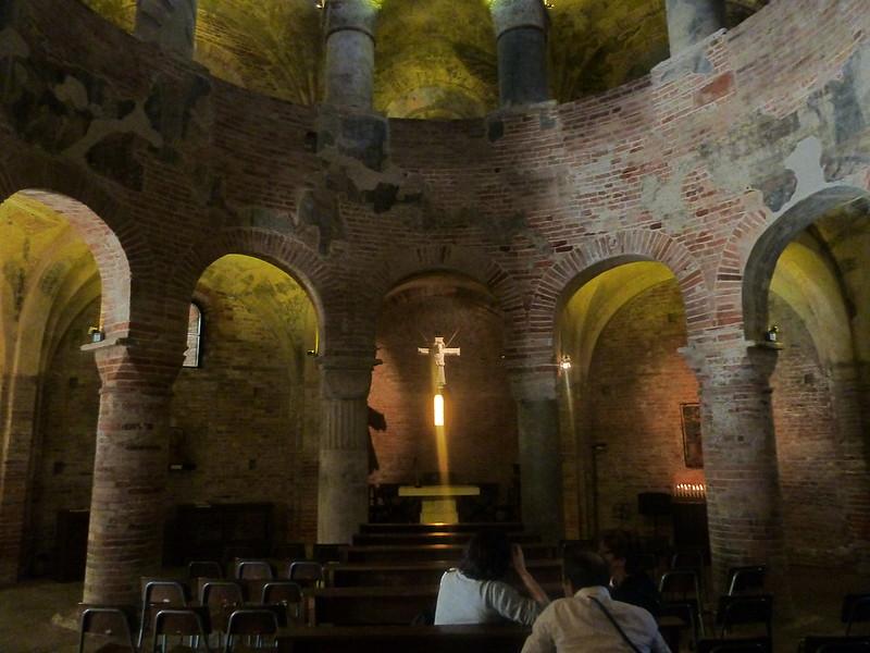 Rotonda di San Lorenzo 1000s AD.