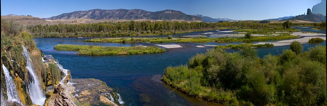 PANO South Fork Snake River