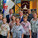 Gruppenbild mit Bernd Fabritius, Präsident des Bundes der Vertriebenen (BdV) http://www.berndfabritius.de