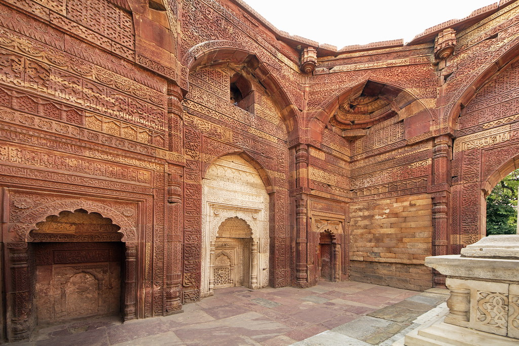 Image result for Tomb of Iltutmish