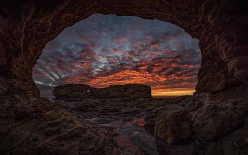 The Cave At Corona Del Mar