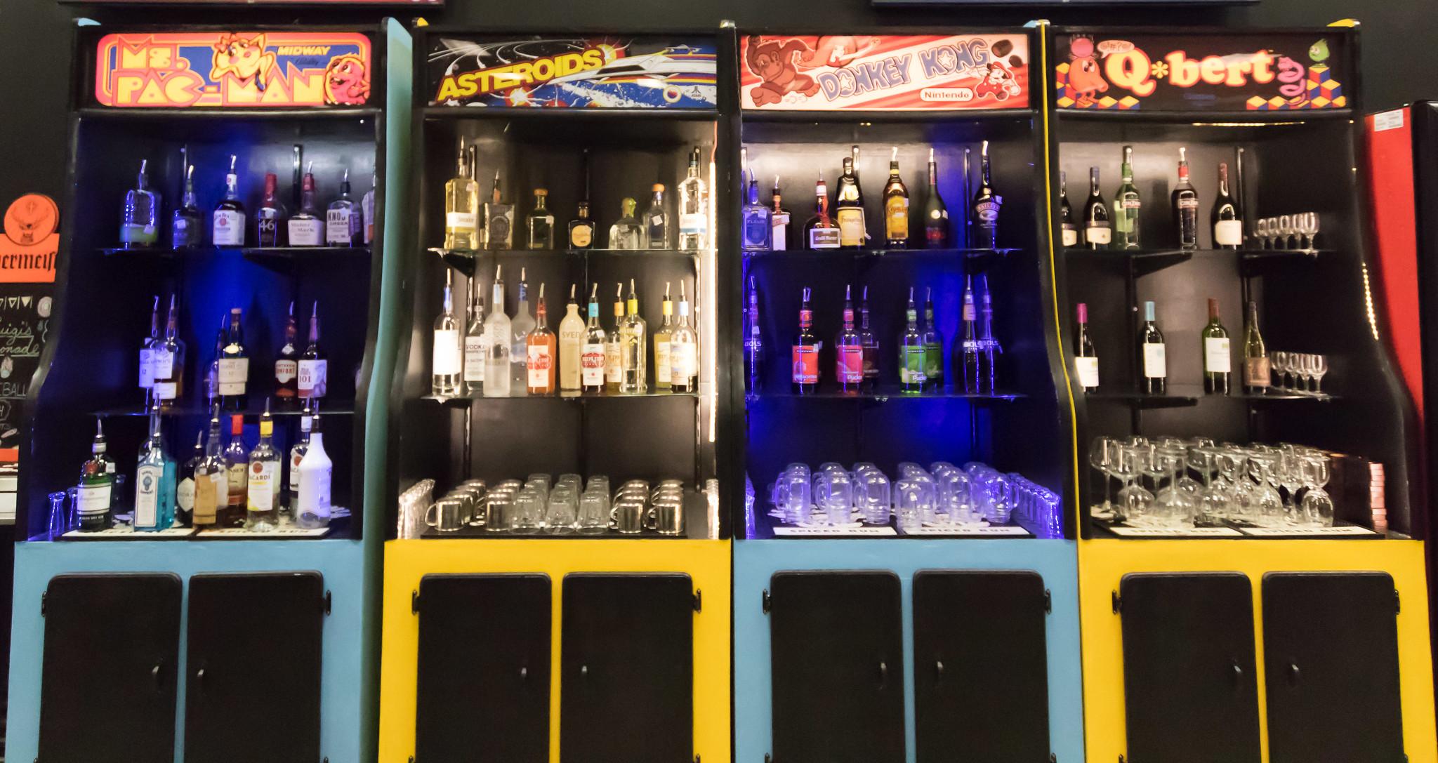 Boozy games