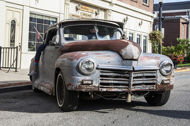 Antique Old Cars Vintage