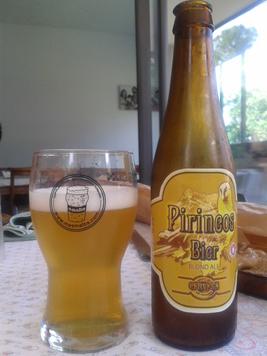 Pirineos Bier Blond Ale | by pep_tf