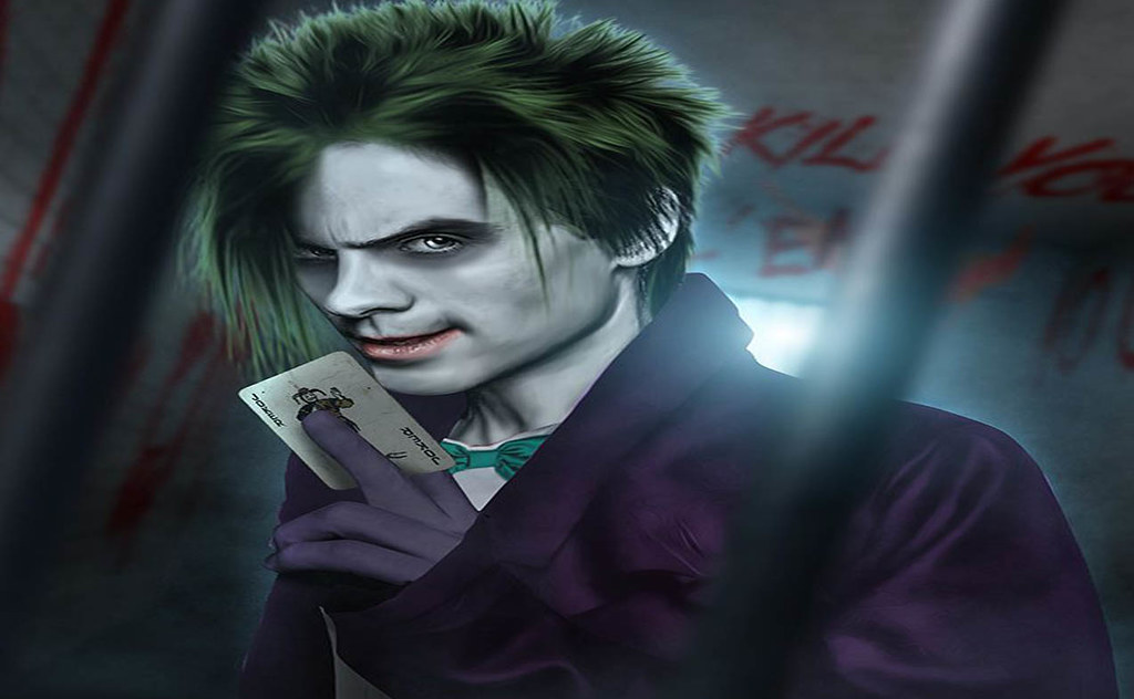 Suicide Squad Character Joker Hd Wallpaper Stylishhdwall