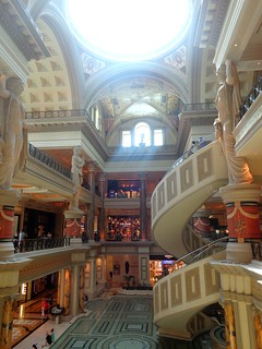 Ceasar's Palace Hotel, Las Vegas | by DolceDanielle