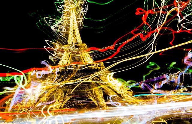 Eiffel in chaos