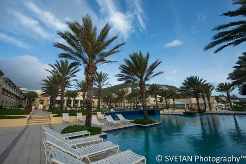 pool saint swimming sunrise palms island photography atlantic resort caribbean stmaarten maarten 2013 anvar khodzhaev svetan