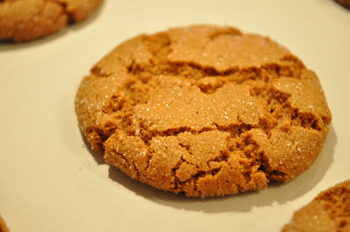 Ginger Crinkle Cookies | by twoyoungladies