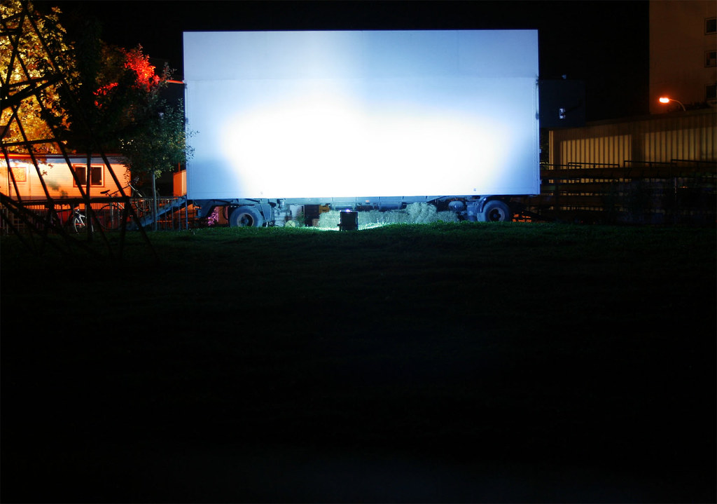 Open Air Kino Offenbach