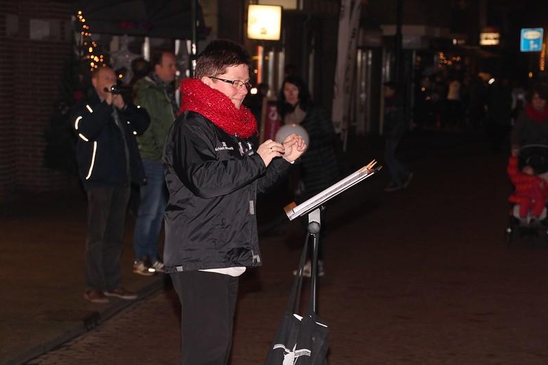 Moonlightshopping Oisterwijk 18-12-2015