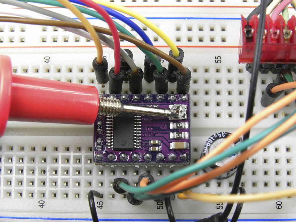 Drv8825 Wiring