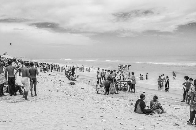 Marina Beach in Chennai 01
