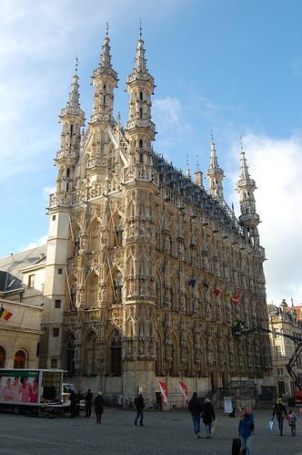 Stadhuis van Leuven