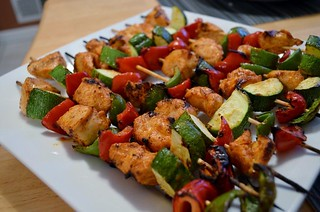 ChiliLimeChickenKabobs | by katesrecipebox